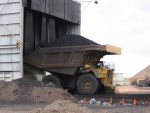 GPS equipment for open pit mining